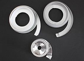Aluminium & Isogenopak Endcapping