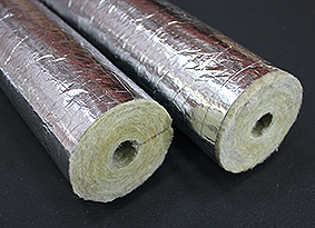 Rock Fibre H&V Pipe Lagging Sections