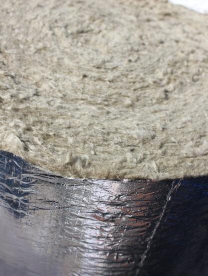 Icerock Ductwrap Rock Mineral Wool Detail