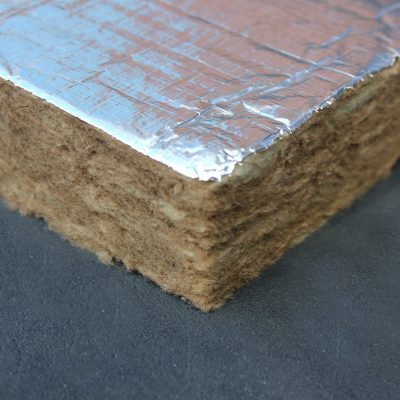 Knauf Rock Fibre Duct Slab Insulation