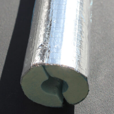 Phenolic Foiled Pipe Lagging Sections
