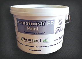 Armaflex Nitrile Rubber Pipe Lagging Insulation Paint