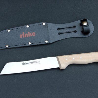 Flat Edge Knife